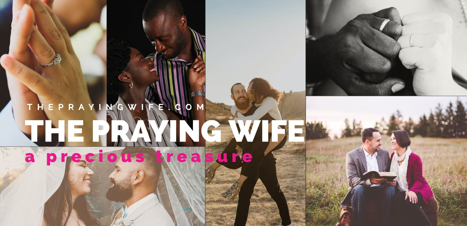 The Praying Wife - Banner