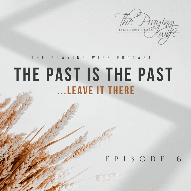 The Praying Wife - Episode 6- The Past is Past Leave It There